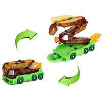 Screechers Wild Level 2 Fangster машинка-трансформер Фангстер Кобра, фото 1