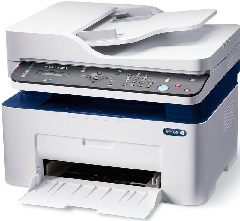 МФУ Xerox WorkCentre 3025NI (WC3025NI)