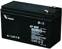 Аккумулятор Vision CP1275 (12В, 7,5Ач)