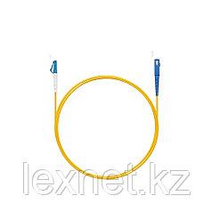 Патч Корд Оптоволоконный FС/UPC-LC/UPC SM 9/125 Simplex 3.0мм 1 м