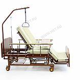 MET EVA Кровать функциональная медицинская электрическая с полным переворотом, фото 2