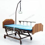 """MET REALTA Кровать-кресло с """"ушками"""" - для сна в положении сидя, для лежачих больных, с регулировкой высоты, фото 4"""