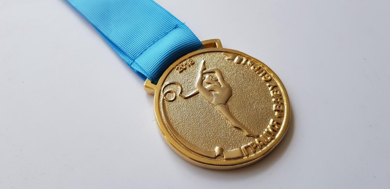 Медали наградные по индивидуальному заказу