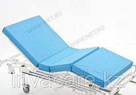 MET STANDART 4 Комфорт ПВВ-60 Матрас четырехсекционный в непромокаемом чехле из ткани Комфорт