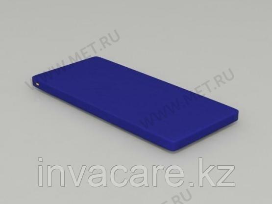 MET STANDART 1 Матрас односекционный ПВВ в непромокаемом чехле из ткани Комфорт