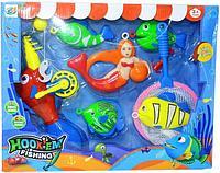Немного помятая!!! YL688B Рыбалка Hook Em Fishing в коробке 30*38
