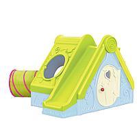 Игровой домик с горкой Фунтик Keter арт.17192000