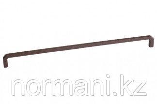 Ручка-скоба 320мм, отделка мокко темный