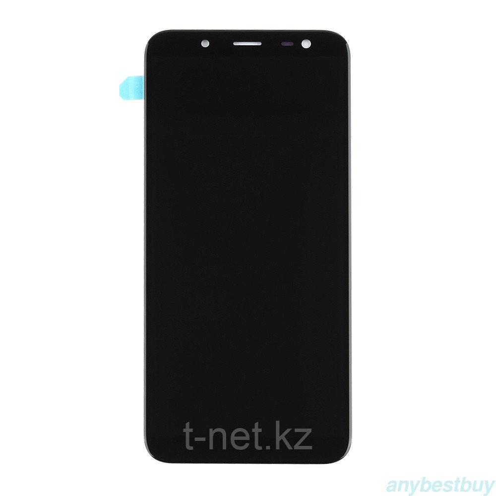 Дисплей Samsung Galaxy J8 Duos (2018) SM-J800 с сенсором, цвет черный