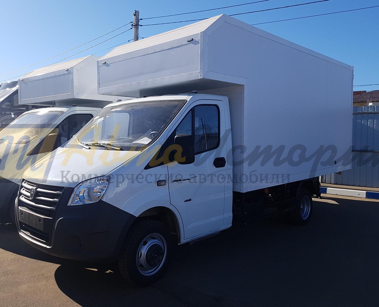 Газель Некст.  Изотермический фургон 4,2 м.