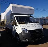 Газель Некст.  Изотермический фургон 4,2 м., фото 2