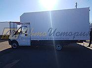 Газель Некст.  Изотермический фургон 4,2 м., фото 3