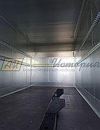 Газель Некст.  Изотермический фургон 4,2 м., фото 5