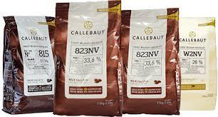 Шоколад темный Callebaut (нат.ваниль,какао 70,5%) 2,5 кг