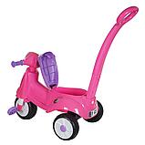 Детская каталка Ningbo Price Вел Розовый, фото 2