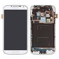 Дисплей Samsung Galaxy S4 GT-i9500 с сенсором, в сборе цвет белый