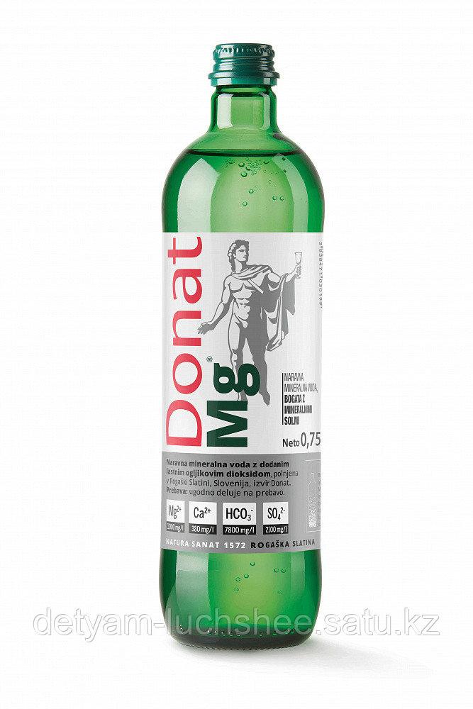 Donat Mg лечебная минеральная вода 0,75 л стекло