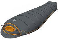Спальный мешок для низких температур Alpha 1+2 Black