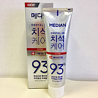 Median Dental IQ 93% White- Отбеливающая зубная паста с цеолитом