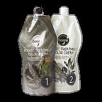 Bosnic Treatment Color Cream - Крем-краска для волос