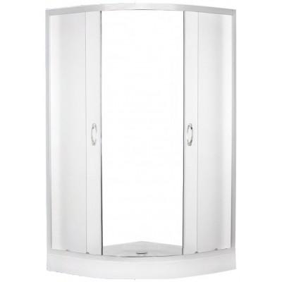 Душевой уголок Erlit ER0509-C3, 90х90 см., с низким поддоном матовое стекло