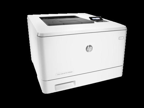 Принтер лазерный цветной HP Color LaserJet Pro M452dn, CF389A, A4, 600x600dpi, 27ppm,128Mb,1.2Ghz, USB+Etherne
