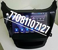 Автомагнитола DSK Hyundai Elantra 2014-2016 IPS ANDROID 8