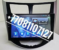 Автомагнитола DSK Hyundai Accent IPS ANDROID 8