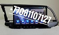 Автомагнитола DSK Hyundai Elantra IPS ANDROID 8