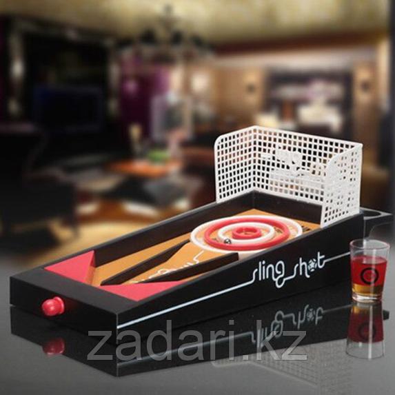 Алкогольная игра «Sling Shot»