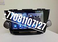 Автомагнитола DSK Toyota Highlander 2008-2013 IPS ANDROID 8