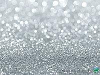 Блестки PRO COLOR, серебро, 40г