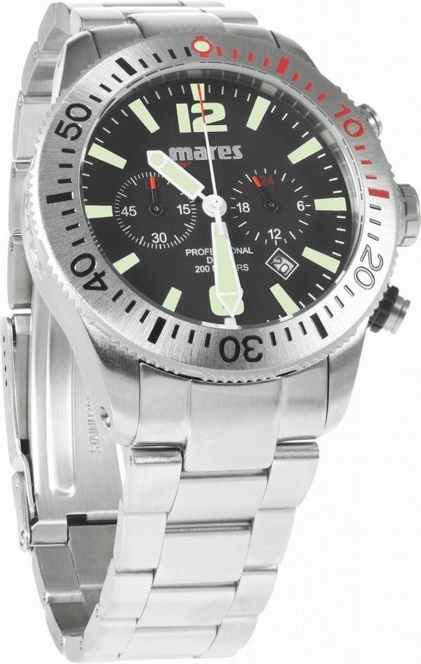 Часы (наручные) MARES до 200м. Мод. MISSION CHRONO R 73216