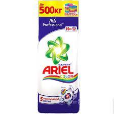 Ariel для цветного/белого 15 кг