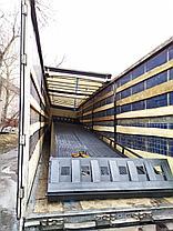 Мобильная рампа для погрузчиков с трехсторонней загрузкой (Казахстанское производство), фото 2