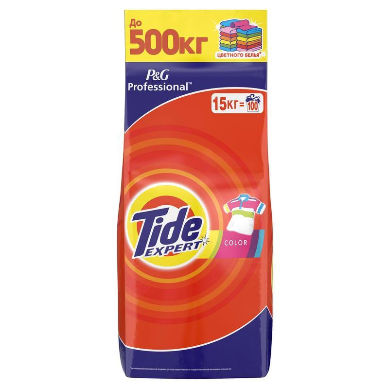 Tide для белого/цветного 15 кг