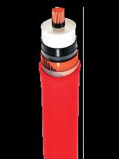 Кабель среднего напряжения YXC7V 3,6/6 kV