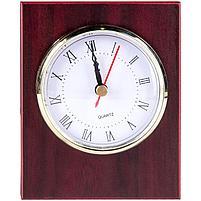 Набор настольный подарочный Delucci 6 предметов, красное дерево, часы, фото 10