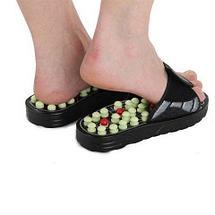 Рефлекторные массажные тапочки «Сила йоги» Foot Reflex, магнитно-акупунктурные (44-45), фото 3