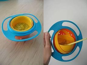 "Тарелка - непроливайка ""Universal Gyro Bowl"", фото 2"
