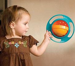 "Тарелка - непроливайка ""Universal Gyro Bowl"", фото 3"