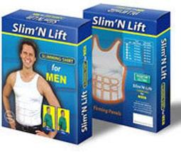 """Корректирующее бельё для мужчин """"Slim'N'Lift"""" (L), фото 2"""