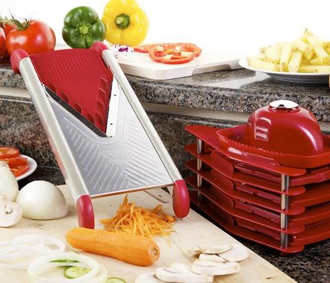 Кухонная терка-овощерезка «ProV Premium»