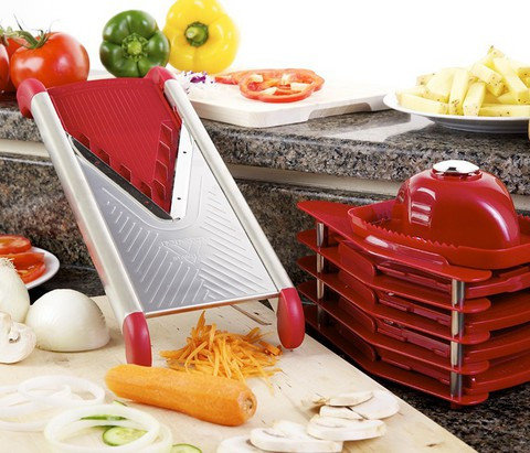 Кухонная терка-овощерезка «ProV Premium», фото 2