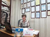 Харитонова Лариса Сергеевна. Преподаватель курса компьютерной грамотности.