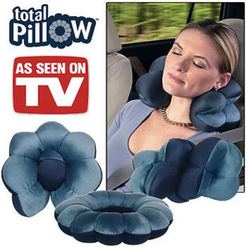 """Подушка трансформер """"Total Pillow"""""""
