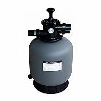 Песочный фильтр для бассейна P400 (полипропиленовый), 6,12 куб.м./час