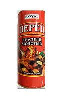 Перец красный молотый 100 гр, Туба, Royal Food