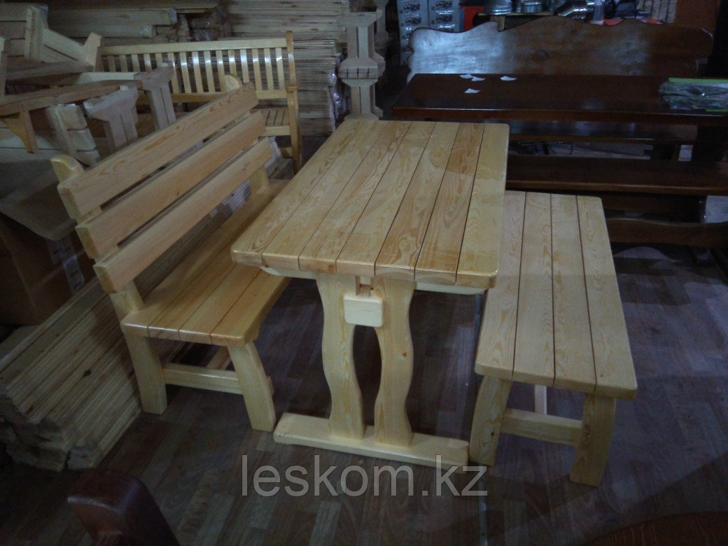 Комплект мебели для саун и бань