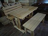 Комплект мебели для саун и бань, фото 3